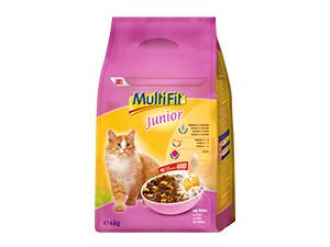 MultiFit junior csirke 4kg