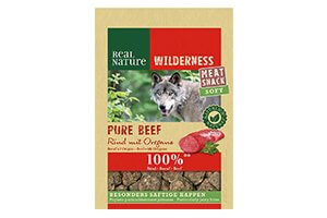Real Nature Wilderness Soft Snack marha 150g