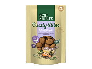 Real Nature Classic Meat Snack kacsa 150g