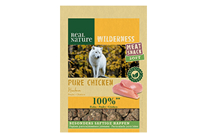 Real Nature Wilderness Soft Snack csirke 150g