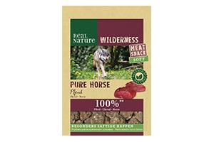 Real Nature Wilderness Soft Snack lóhús 150g