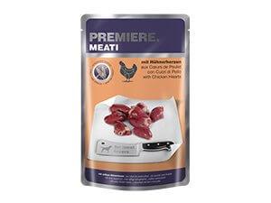 PREMIERE Meati tasak adult csirkeszív 500g