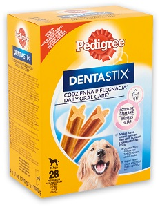 Pedigree DentaStix (többféle) Pl. large 1080g 28db
