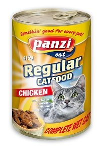 MINDIG JÓ ÁRON - Panzi konzerv macskáknak 415g