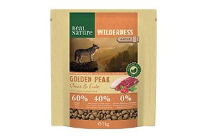 Real Nature Wilderness adult liba 1kg