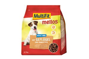 MultiFit Mellos mini szárnyas 1kg