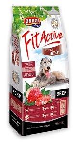 FitActive száraz kutya eledel 15 kg (többféle) Pl. Regular marha 15kg