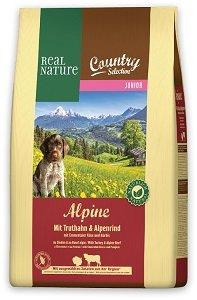 REAL NATURE Country kutya száraz eledel 4kg (többféle)