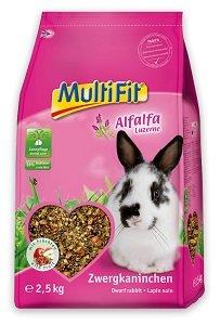 MultiFit eleség kisemlősöknek 2,5kg (többféle)