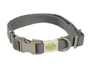 Naturelly Good kutya nyakörv szürke L 45-65cm