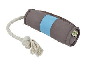 Naturelly Good kutyajáték kötél kék, barna 50cm