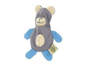 Naturelly Good cicajáték medve tölthető kék 12x5