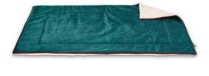 AniOne takaró Wintertime zöld 120x85cm