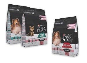 2+1 AKCIÓ - Pro Plan száraz kutya eledel 3kg (többféle) Pl. Optiderma adult S&M sensitive 3kg 1 db ára (2+1 esetén):