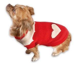 Winter Heart kutyaruha (több méret) Pl. 20 cm: