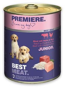 5+1 AKCIÓ - PREMIERE Best Meat konzerv 800g 1 db ára (5+1 esetén):