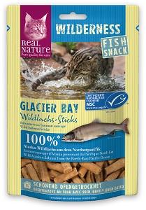 REAL NATURE WILDERNESS Fish Snack macskáknak 35g (többféle)