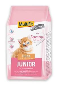MultiFit It's me száraz macska eledel 1,4kg