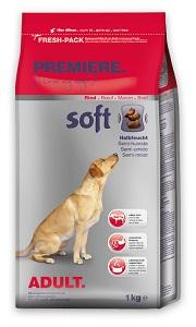 PREMIERE Soft száraz kutya eledel (többféle) Pl. adult marha 1kg