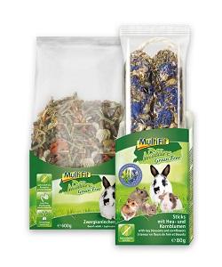 MultiFit snack kisemlősöknek (többféle) Pl. nature duplarúd búzavirág 2x40g