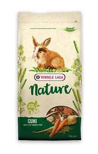 Versele-Laga Nature kisemlős eledel (többféle) Pl. Cuni (nyúl) 700g