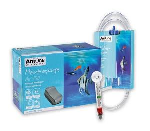 20% kedvezmény - AniOne felszerelés akváriumhoz és terráriumhoz (többféle) Pl. ANIO szűrőközeg L