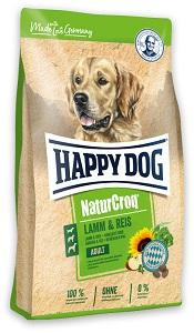 Happy Dog Natur Croq száraz kutya eledel (többféle) Pl. adult bárány&rizs 15kg