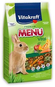 Vitakraft menü kisemlősöknek (többféle) Pl. menü nyúlnak 1kg