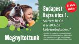 Új állati áruház nyílik a Bajza utcában!